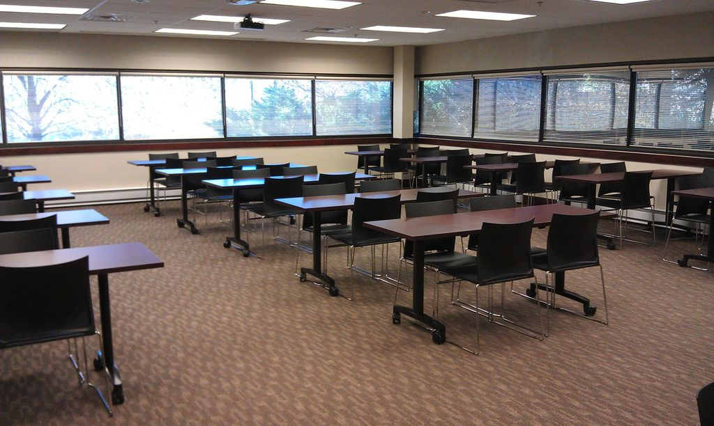 New Conf Area tables 4-5-12